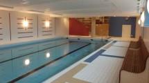 Schwimmbad im Haus Hanseatic in Duhnen
