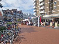 Dorfplatz in Cuxhaven-Duhnen
