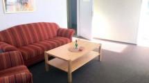 Couch der Fewo für 2 Personen