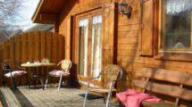 3 *** Ferien Blockhaus Seeschwalbe