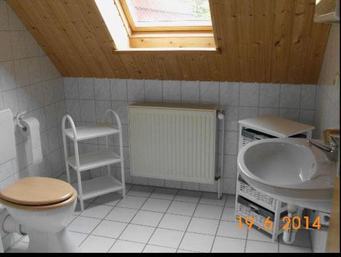 Attraktive Ferienwohnung in Cuxhaven Sahlenburg für den Urlaub zu Dritt