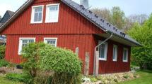 Das kleine rote Ferienhaus